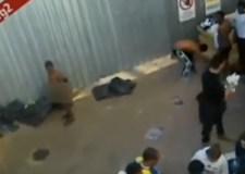 إيطاليا: مهاجرون حفاة عراة في الصقيع أمام عيون الجميع