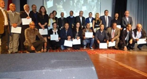 اختتام الملتقى الدولي للصحفيين بأكادير
