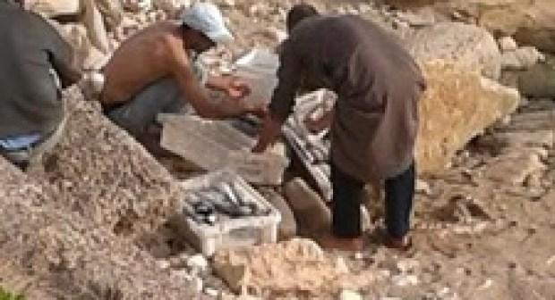 جمعية البيئة والتنمية بأنزا تحذرمن أكل أسماك مصطادة من مياه ملوثة بشاطئ الحي الصناعي