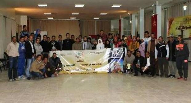 """يوم دراسي لجمعية شباب الريصاني بلا حدود في موضوع """" الشباب والسينما"""""""