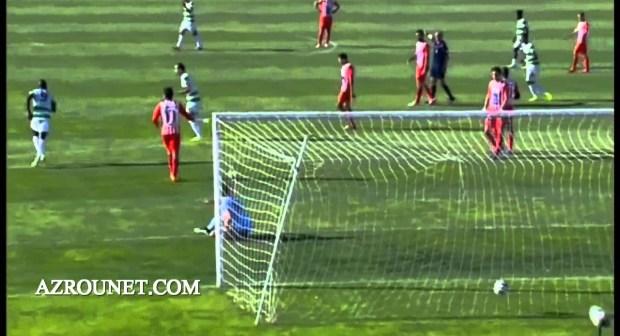 HUSA 1-2 DHJ أهداف مباراة حسنية أكادير والدفاع الحسني الجديدي
