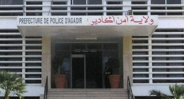 أكادير : صيد كبير للسلطات الأمنية باعتقال منفدي السطو على أكثر من 150 شقة وكميات كبيرة من الدهب ضمن المحجوزات.