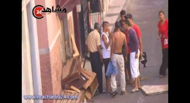 الترمضينة بأحياء الدار البيضاء
