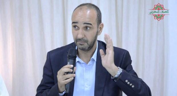 أحرشان: الإصلاح من الداخل ما غاديش يكون وبيننا الأيام
