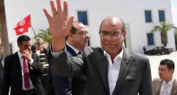 """الرئيس التونسي السابق المرزوقي """"مستهدف بالاغتيال"""""""