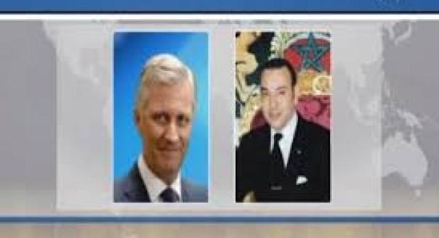 في اتصال هاتفي مع الملك محمد السادس : بلجيكا تطلب من المغرب مساعدتها استخباراتيا ضد الإرهاب