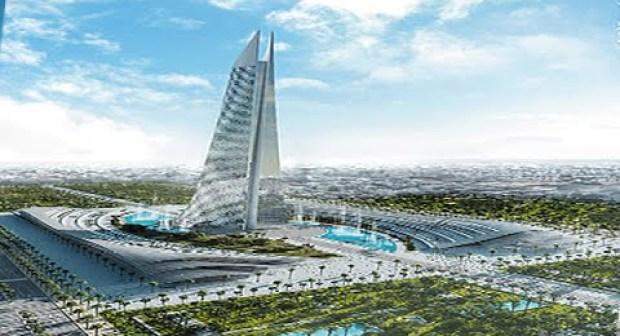 الملك محمد السادس يعطي انطلاقة مشاريع كبرى من بينها بناء أكبر برج في إفريقيا