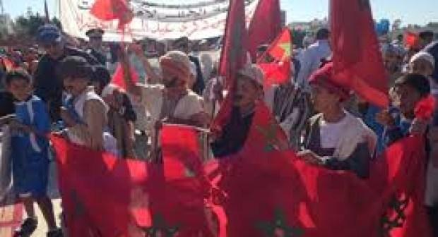 مشاركة مكثفة لمجلس سوس ماسة في المسيرة الوطنية للتنديد بالتصريحات الأخيرة للأمين العام لمنظمة الأمم المتحدة