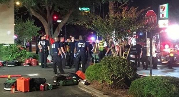 50 قتيلا في اطلاق النار بملهى للمثليين بالولايات المتحدة الأمريكية وداعش يعلن مسووليته