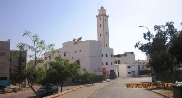سرقة مسجد الحاج الحبيب بايت اوراحت في واضحة النهار