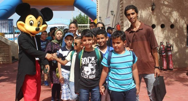 طماريس تستضيف المخيم الصيفي لأبناء وبنات الكهربائيين إلى غاية 19 غشت الجاري