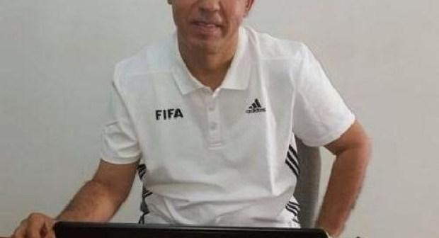 الدكتور سعيد النوري يحصل على درجة خبير دولي في التحكيم لدى الفيفا