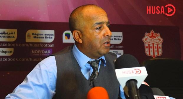 اللجنة المركزية للتأديب والروح الرياضية تغرم المدرب عبد الهادي السكيتوي بمبلغ 20.000 درهما