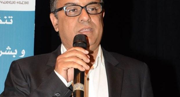 خالد بونجمة منسقا إقليميا  لحزب الحمامة  بإنزكان أيت ملول