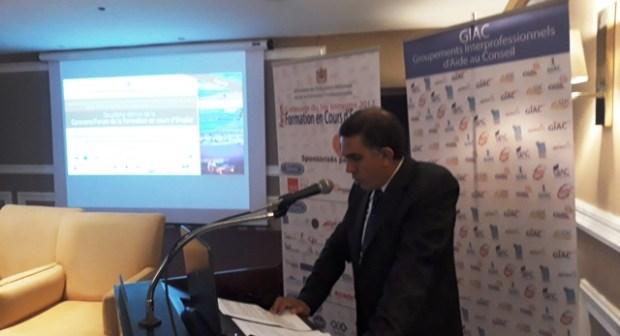 AGADIR:Declaration en marge de la Caravane/Forum de la Formation en Cours d'Emploi