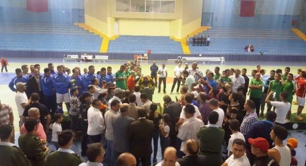 اختتام بطولة كرة القدم الرمضانية للدرك الملكي بأكادير