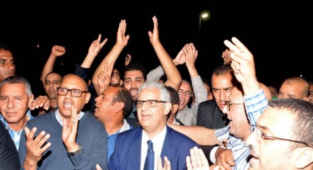 رصيف الصحافة: حزب الاستقلال يستعد لدخول حكومة العثماني