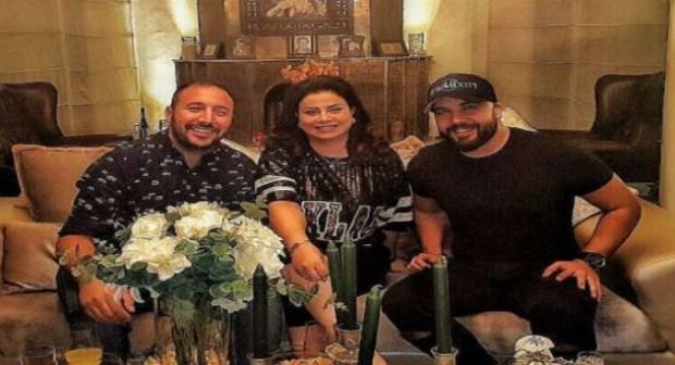 Douzi et Latifa Raafat bientôt mariés