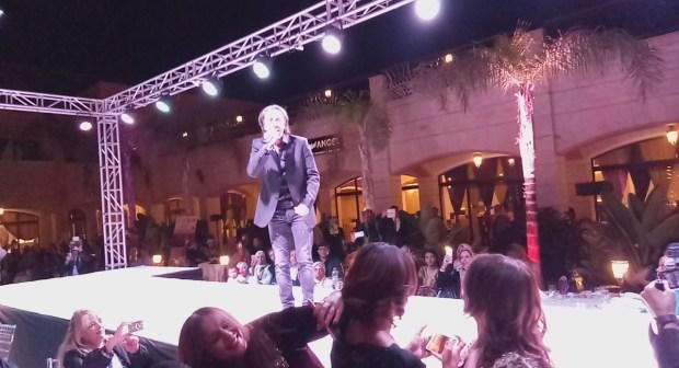 أكادير: فيديو: من أجواء حفل ايور قفطان