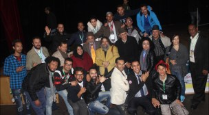 """اختتام فعاليات مهرجان """" المنودراما """" بآيت ملول"""