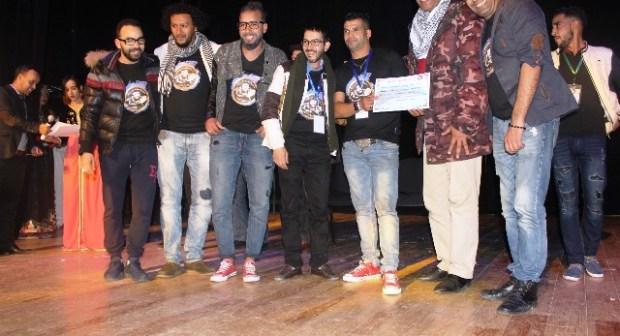 """تتويج مسرحية""""حلم العودة"""" بجائزة السينوغرافيا بمهرجان آيت ملول الدولي"""