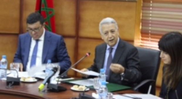 اجتماع وزير السياحة وكاتبة الدولة في القطاع مع المندوبين الجهويين والإقليميين