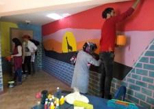 مواهب الريف بالحسيمة تنظم أنشطة فنية لفائدة أطفال المدينة