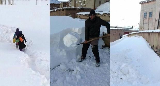 """كارثة.. 60 مفقودا بسبب الثلوج ومطالب عاجلة بإرسال """"طائرات"""" لإنقاذهم"""