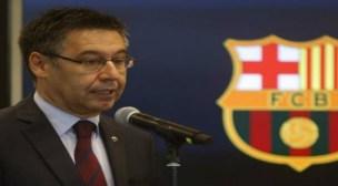 رسميًا.. إقصاء برشلونة من دوري الأبطال!