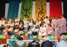 إسدال الستار على فعاليات مهرجان تويزي للأنشودة الطفل الامازيغية في دورته الخامسة