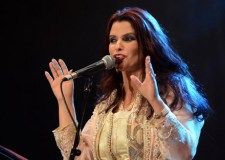 Majda El Yahyaoui  inaugure la 2eme edition du festival de la musique de l'âme
