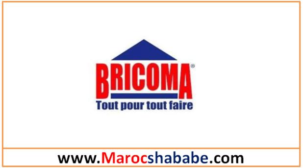 Bricoma recrute des Conseillers de Vente Débutants sur Casablanca et Rabat