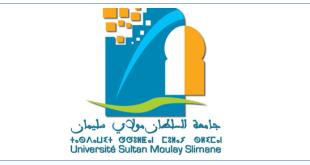 مباراة توظيف 17 منصب بجامعة السلطان مولاي سليمان بني ملال