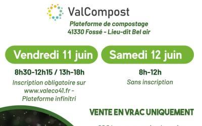 Vente de compost VAL ECO