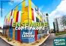 """Le programme de la liste """"Ensemble continuons"""" conduite par David Lamiray, candidat à l'élection municipale de Maromme, les 23 et 30 mars 2014."""