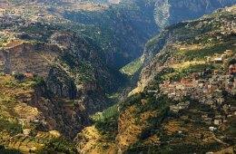 wadi annoubin lebanon