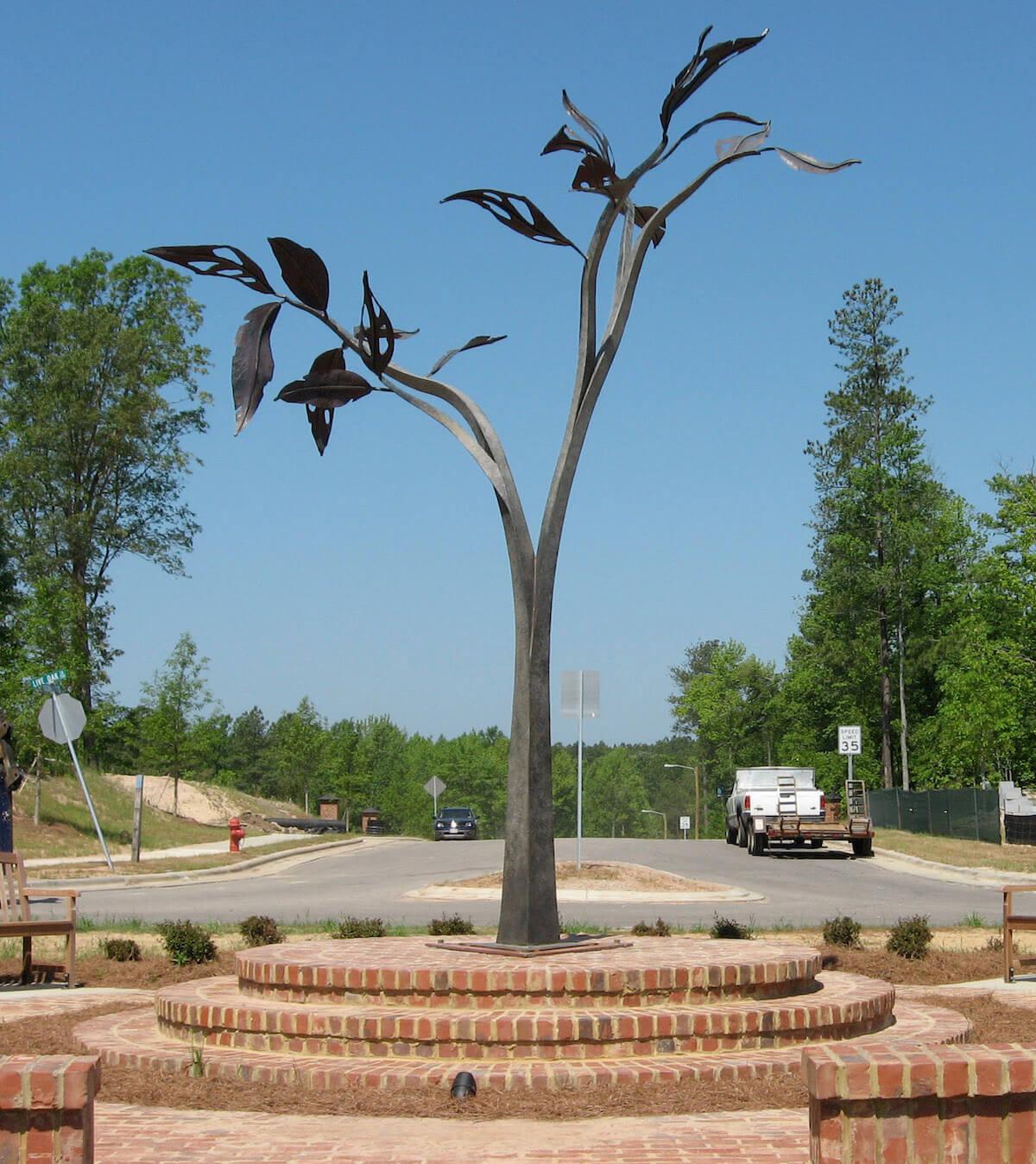 Repousse Sculpture and Metal Art  Artist Sculptor
