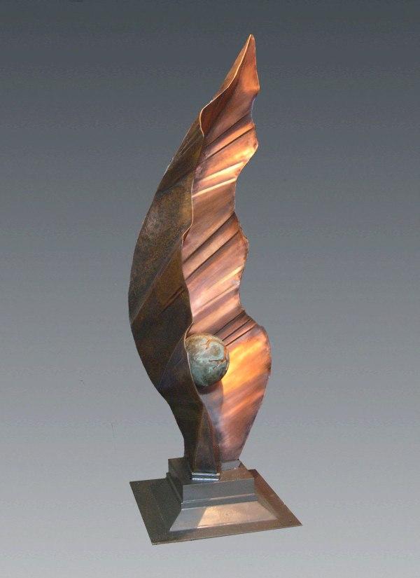 Abstract Welded Metal Art Sculptures