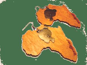 Child of Africa - Pine
