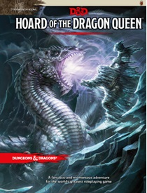 Book - Hoard of the Dragon Queen
