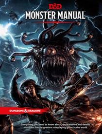 Book - Monster Manual
