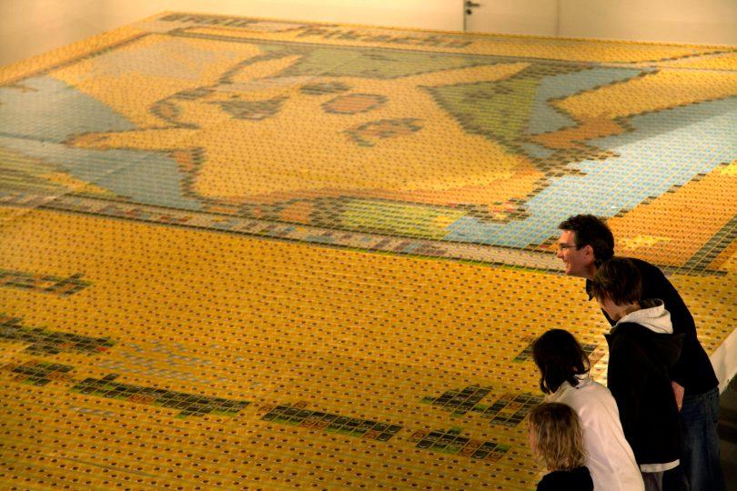 20th Mosaic 4