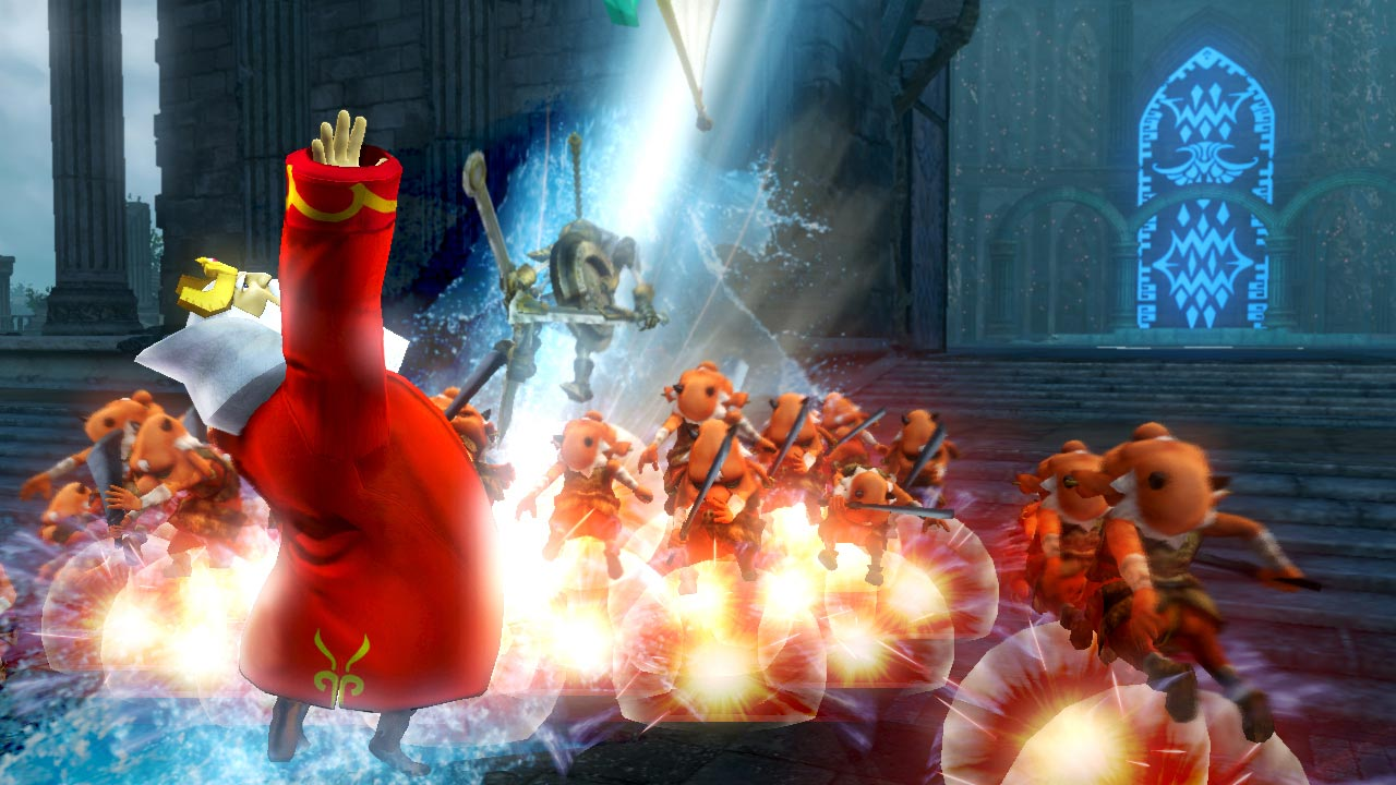 Hyrule Warriors Legends 3ds Review Marooners Rock