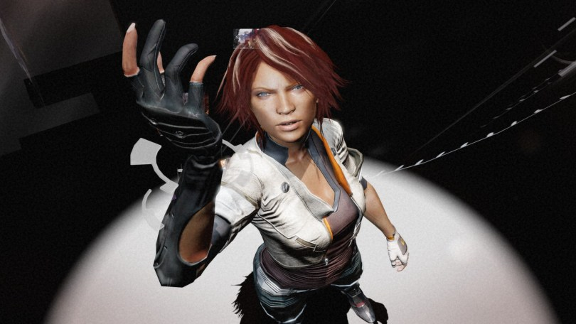 Nilin, the main character of Remember Me. Image originally from Steam.