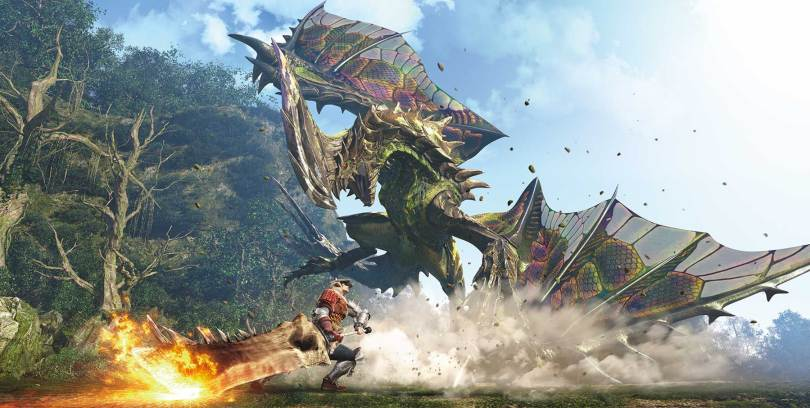 top-ten-games-we-want-for-nintendo switch-monster-hunter