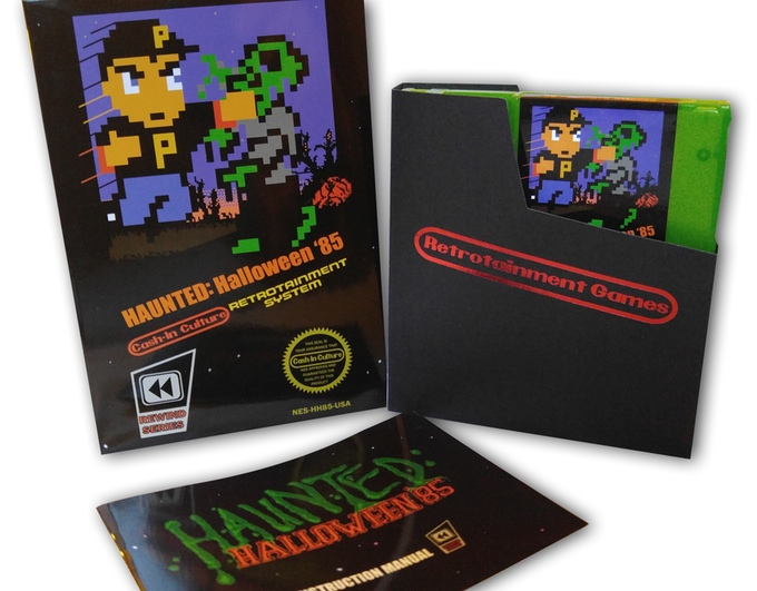 The original Haunted 85 cartridge release looks like a win for collectors.