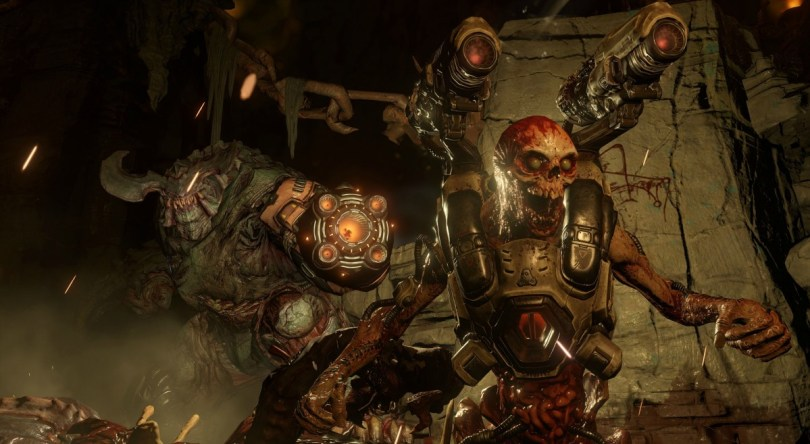 Best Games of 2016 DOOM