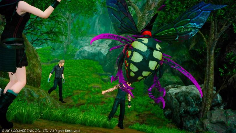 Final Fantasy XV Guest Character