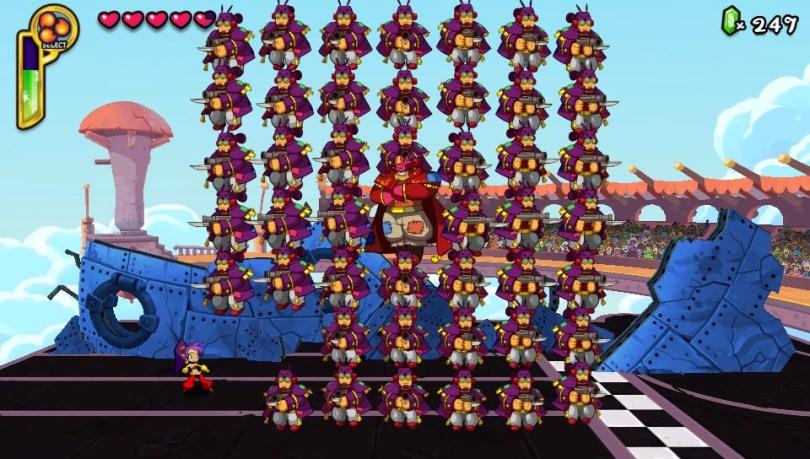 Shantae Ammo Baron Boss