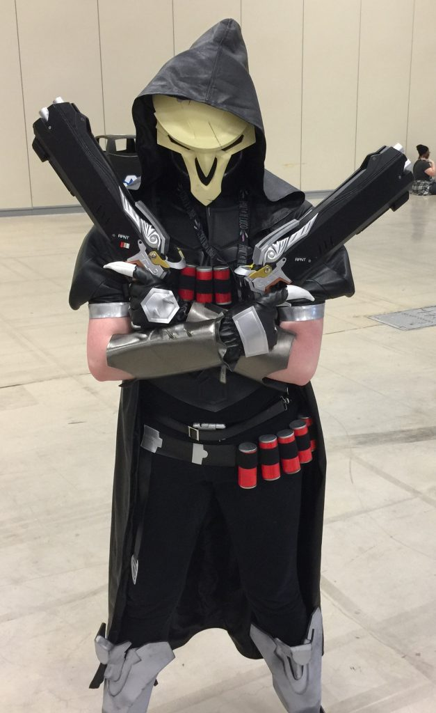 PAX South 2017, Cosplay